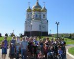 на территории Свято-Иоанновского женского монастыря
